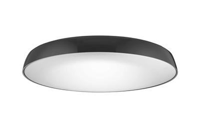 Akrylowa lampa przysufitowa LED do salonu AZzardo CORTONA 41 3000K