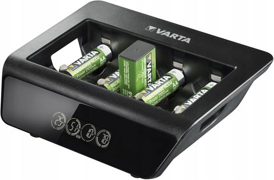 Ładowarka akumulatorków Ni-MH VARTA LCD UNIVERSAL CHARGER PLUS 57688