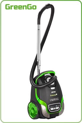 MPM Odkurzacz workowy GreenGo 2.0 MOD-32