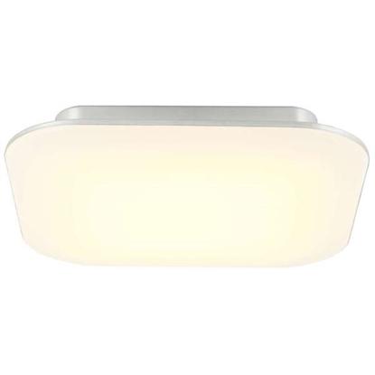 Akrylowa lampa przysufitowa LED do przedpokoju Maxlight MONTANA