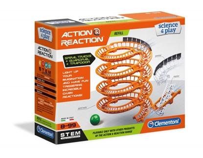 Akcja - Rekacja Spiralne tory (GXP-743051)