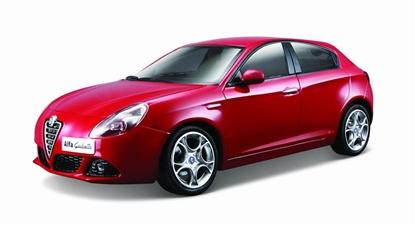 Bburago 1:24 Alfa Romeo -czerwona   (22128) (GXP-567808)