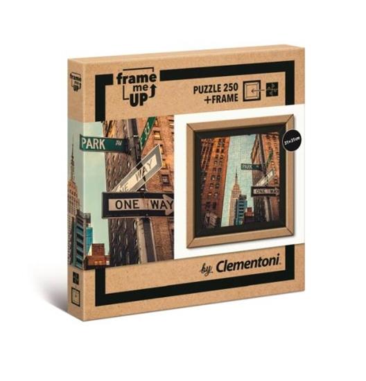 Clementoni Puzzle 250el Frame me up Droga jednokierunkowa 38502 p6 (38502 CLEMENTONI)