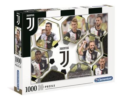 Clementoni Puzzle 1000el Juventus 2020 2 39530 (39530 CLEMENTONI)