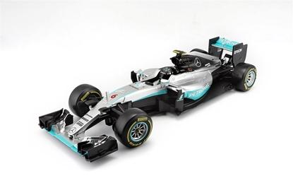 Bolid Mercedes AMG Hybrid 1:18 BBURAGO