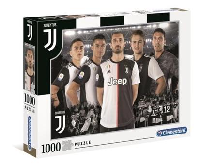 Clementoni Puzzle 1000el Juventus 2020 1 39529 (39529 CLEMENTONI)