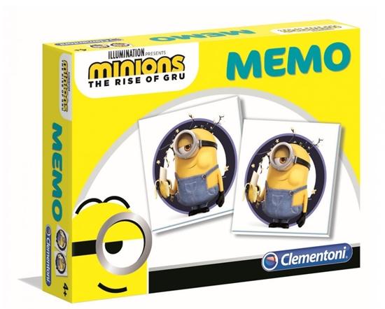 Memo Minions 2