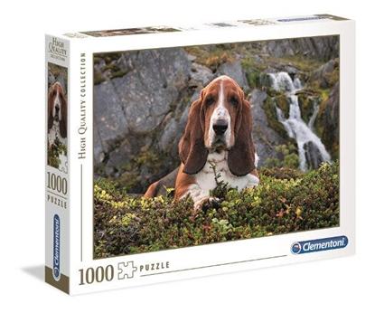 Clementoni Puzzle 1000el Charlie Brown 39511 (39511 CLEMENTONI)