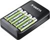 Ładowarka do akumulatorków Ni-MH VARTA QUATRO 57652 + 4 akumulatorki Varta 2100 mah AA