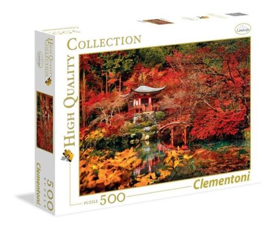 Clementoni Puzzle 500el Orient dream 35035 (35035 CLEMENTONI)