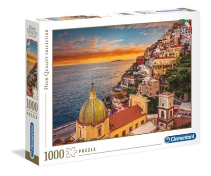 Clementoni Puzzle 1000el Italian Collection Positano 39451 p6, cena za 1szt. (39451 CLEMENTONI)