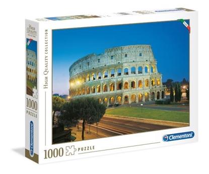 Clementoni Puzzle 1000el Italian Collection Coloseum 39457 p6, cena za 1szt. (39457 CLEMENTONI)
