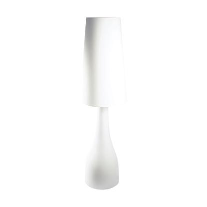 Ceramiczna lampa podłogowa biała Milagro BELLA