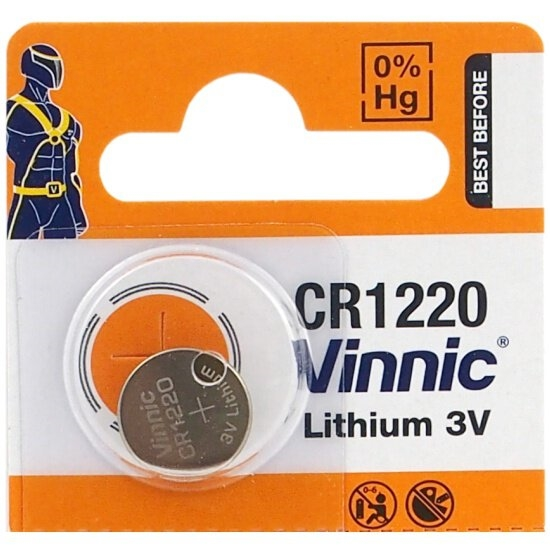 bateria litowa Vinnic CR1220