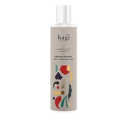 Hagi - Żel do mycia ciała Malinowy chruśniak