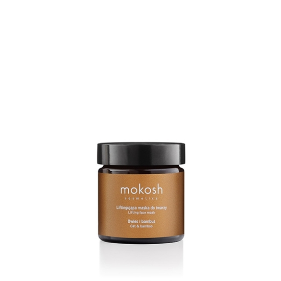 Mokosh - Liftingująca maska do twarzy