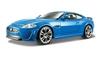 Bburago 1:24 Jaguar XXR-S -niebieski
