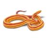 Safari Ltd 100073 Wąż zbożowy  13 x 9cm ( w pozycji)