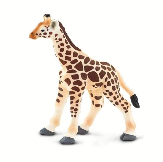 Safari Ltd 100422 Młoda żyrafa  7,8x9cm