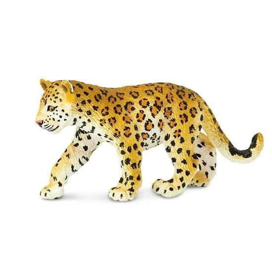 Safari Ltd 271629 Lampart młody 9x7cm