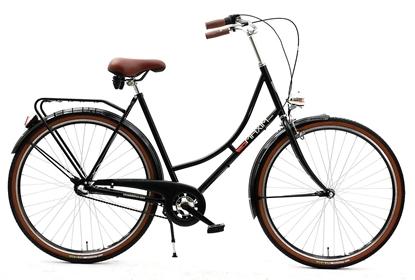 "Rower MAXIM 26"" Limit No Fuss czarny"
