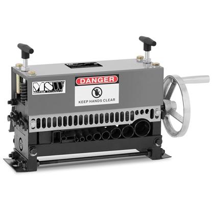 Odizolowywacz korowarka do ściągania izolacji z kabli i przewodów MSW-Wirestripper-005