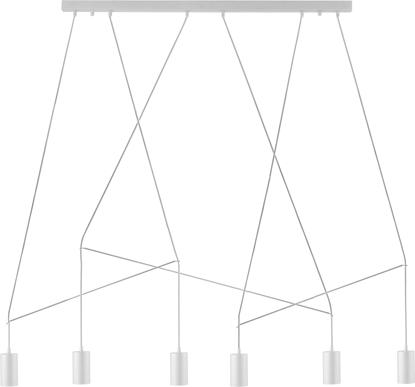 Żyrandol do wysokich pokojów Nowodvorski Imbria