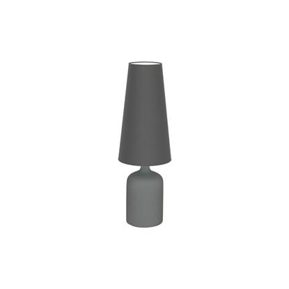 Ceramika lampa podłogowa szara Milagro VIRGO