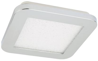 Akrylowa lampa przysufitowa LED do łazienki Candellux NEXIT