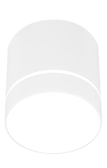 Oprawa stropowa natynkowa biała 15W GU10 tuba Candellux 2282770