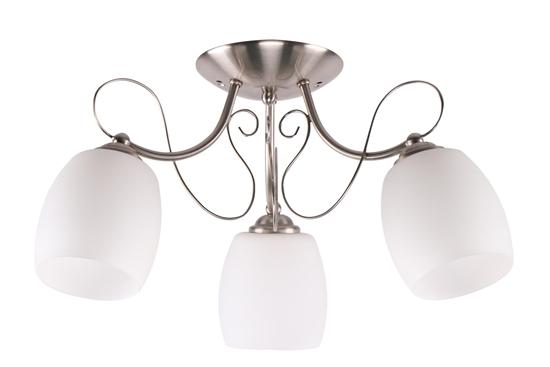 Amba Lampa Sufitowa 3X40W E27 Biały