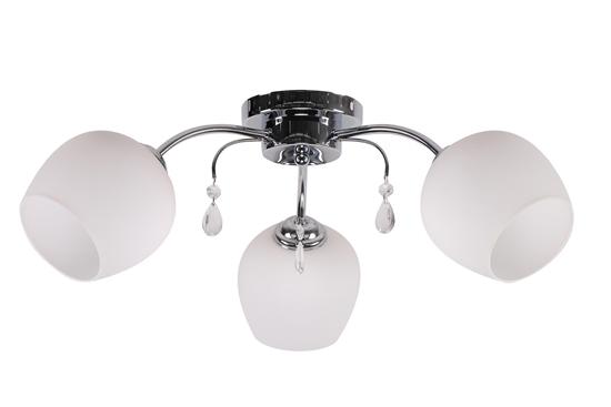 Zachera Lampa Sufitowa 3X40W E27 Biały