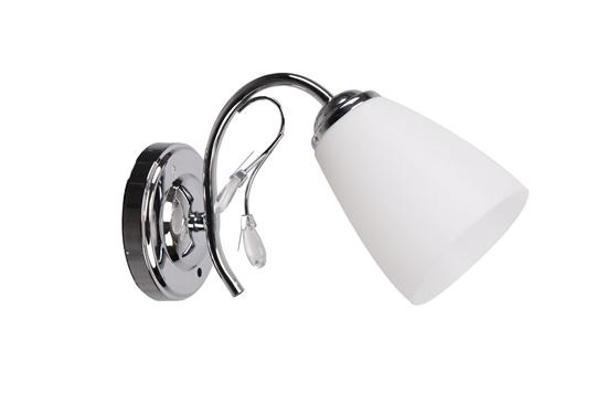 Kinkiet Candellux Ursella 1X40W E14 biały
