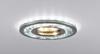 Oprawa stropowa okrągła chrom oczko 50W + LED SMD SK-92 Candellux 2268705
