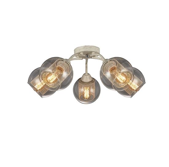 Altalusse Lampa sufitowa INL-6145C-05 Ivory white
