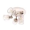 Altalusse Lampa sufitowa INL-6146C-05 Antique Brass & Ivory