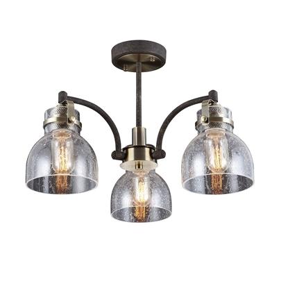 Altalusse Lampa wisząca INL-6149P-03 Antique Brass & Rusty