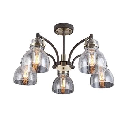 Altalusse Lampa wisząca INL-6149P-05 Antique Brass & Rusty