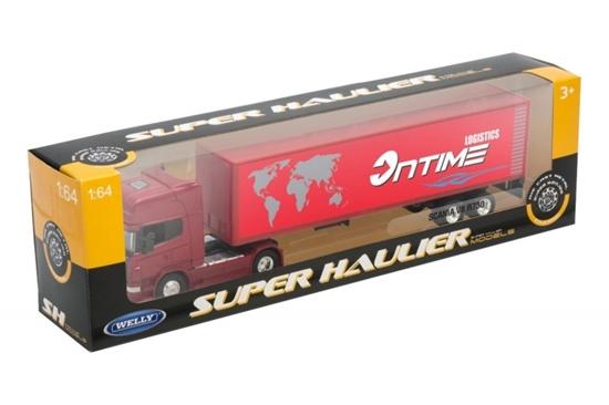 Welly TRUCK 1:64 Scania V8 R730 (130-58021)