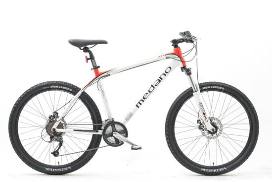 """Rower MEDANO 26"""" Photon 01 (19"""") biały"""