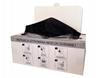 40x Maska maseczka ochronna 3W czarna premium hydronina