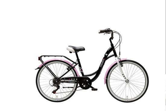 "Rower MAXIM 24"" MJ 4.3 czarny"