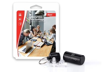 HASPRO OFFICE UNIVERSAL - Zatyczki do uszu do pracy w biurze