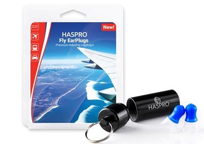 HASPRO FLY UNIVERSAL - Zatyczki do uszu do samolotu
