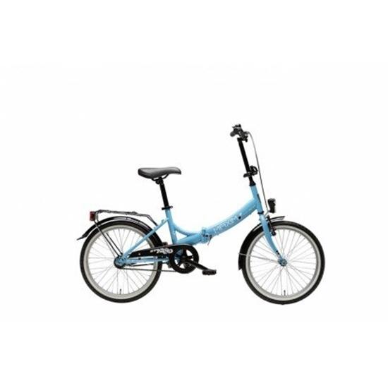 """MAXIM, Rower składany, MC 0.0, 20"""", niebieski"""