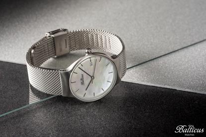 Zegarek Balticus - Sky Silver White Pearl