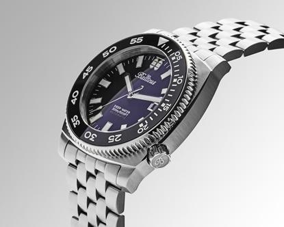 Zegarek Balticus - Deep Water – czarny