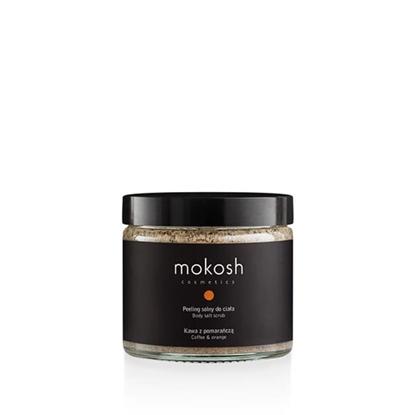 Mokosh - Peeling Kawa z pomarańczą