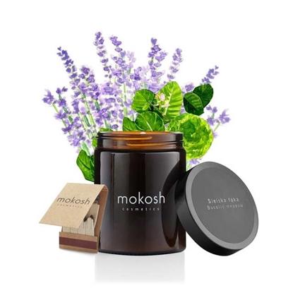 Mokosh - Świeca sojowa Sielska łąka