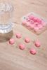 HASPRO Formowane zatyczki do uszu – 6 PAR Różowy